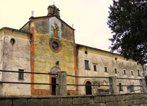 Tora e Piccilli - Convento dei cappuccini