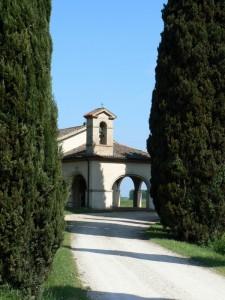 Chiesetta Madonna della Neve di Titiano