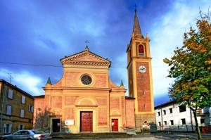 Chiesa Santa Maria Assunta di Casinalbo  - Formigine (MO)
