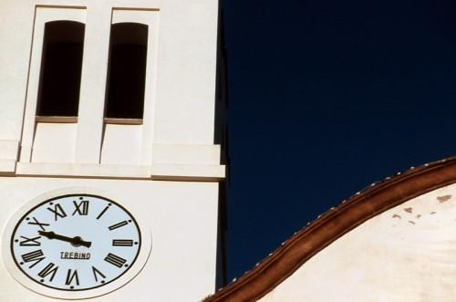 Iglesias - Forme e colori - Chiesa della Purissima