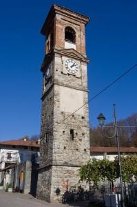 Baldissero Canavese - Campanile dell'Assunta e di San Martino