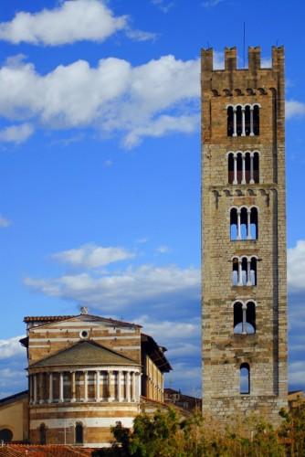 Lucca - tra terra e cielo