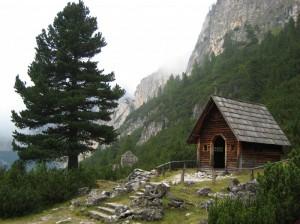 Chiesa di montagna (Corvara)