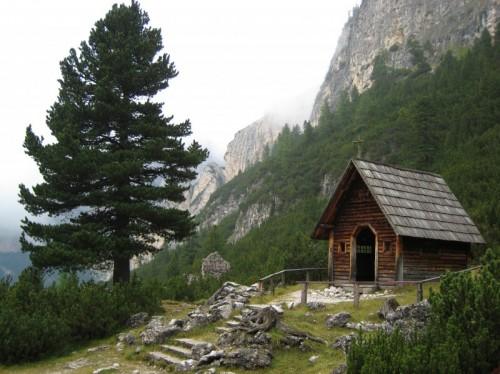 Corvara in Badia - Chiesa di montagna (Corvara)