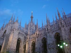 Verso il cielo di Milano