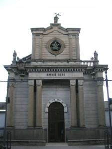Torre di Ruggiero, il santuario di Santa Maria delle Grazie