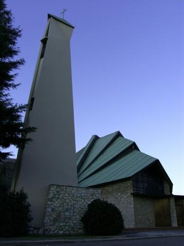 Prato - Chiesa lumaca
