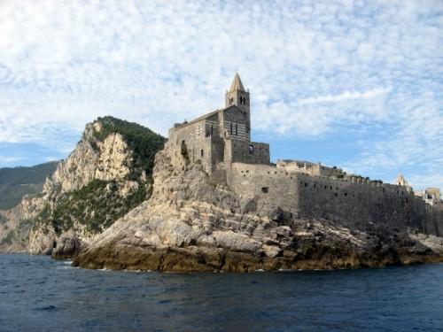 Portovenere - la chiesa di Portovenere 2