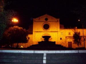 Santa Maria di Betlem (notturno)