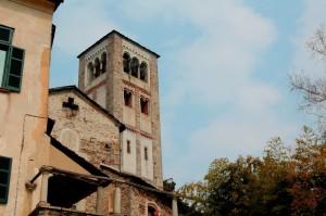 Chiesa Sull'isola di S.Giulio