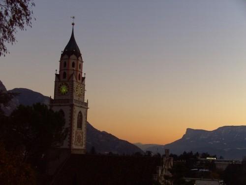 Merano - Il Duomo nella penombra