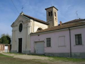 Chiesa in frazione Montonero