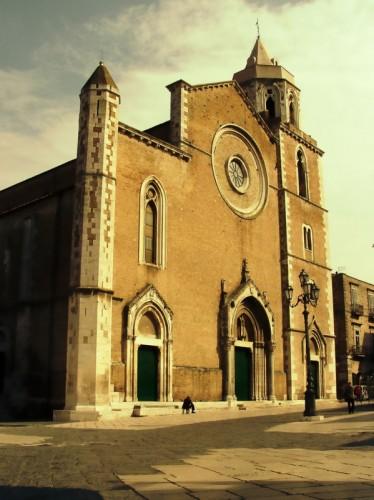 Lucera - Cattedrale, l'originale