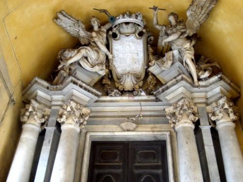 Portici - Cappella Palatina della Reggia di Portici
