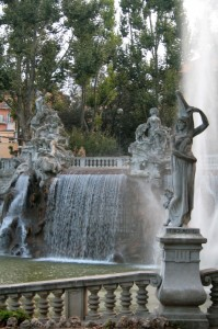 Fontana dei Dodici Mesi,Parco del Valentino, Città di Torino