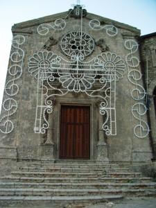 Chiesetta del complesso di San Pellegrino