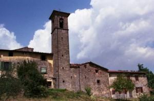 Barbiana - il campanile
