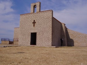 Chiesa nei pressi di Nulvi