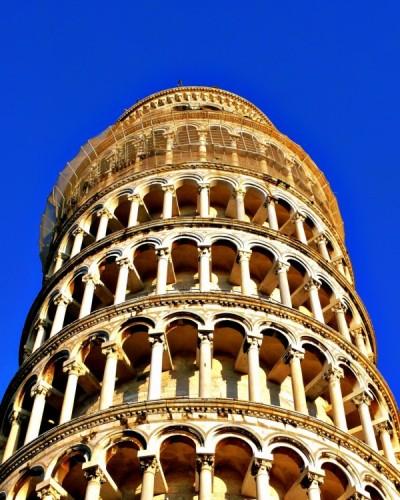 Pisa - La torre che pende