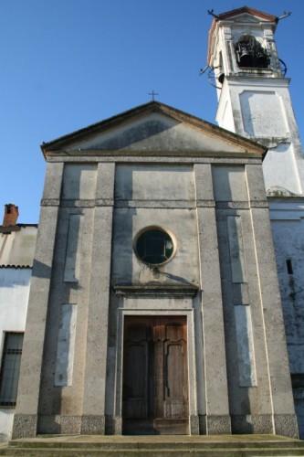 Torrevecchia Pia - Chiesa di campagna