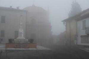 Nebbia nel Villaggio