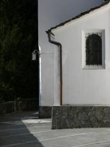 CHIESA DI SANT'ANDREA (PARTICOLARE)