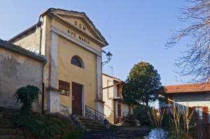 San Giorio - Cappella di San Lorenzo