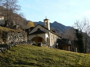 Oratorio di San Bernardo (Capraga)