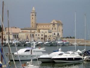 Il Duomo visto dal mare