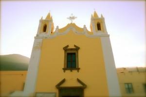 santa maria salina la chiesa