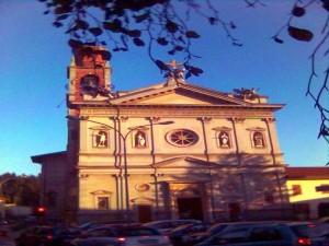Chiesa SS.Ippolito e Cassiano -Olgiate Comasco - Como
