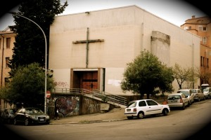 Roma, Balduina, Chiesa di Santa Maria degli Angeli
