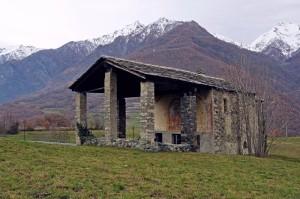 Challand st. Victor - Cappella di Saint Préject