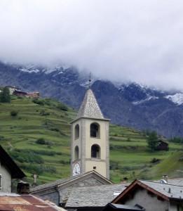 San Nicolo' Valtellina   Campanile