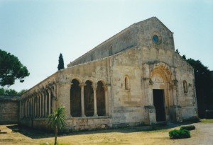 Santa Maria delle Cerrate