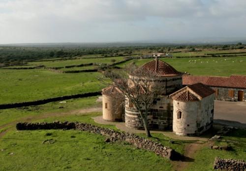 Silanus - S. Sabina. Panorama