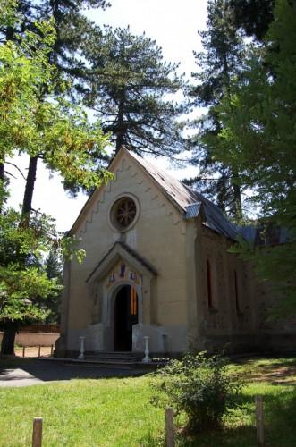 San Giovanni in Fiore - chiesetta del villaggio silano Silvana Mansio