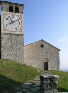 Chiesa di San Vigilio a Col San Martino