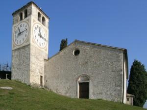 San Vigilio a Col San Martino