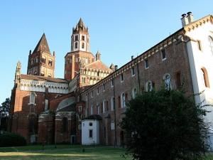 Basilica Sant' Andrea facciata