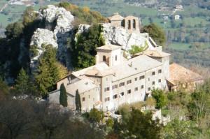 Monastero della Mentorella