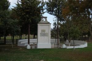 Vecchio Santuario della Madonna del bosco.