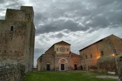 Tuscania - Chiesa S Pietro