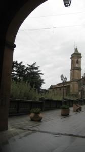 Campanile del duomo di Farnese