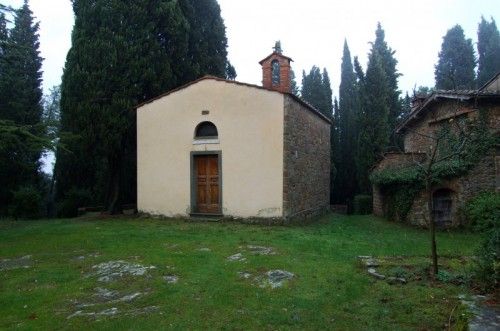 Figline Valdarno - Chiesa di Santa Lucia