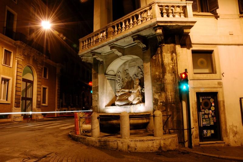 ''Una delle Quattro Fontane'' - Roma