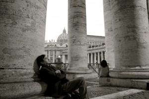 San Pietro e il riposo