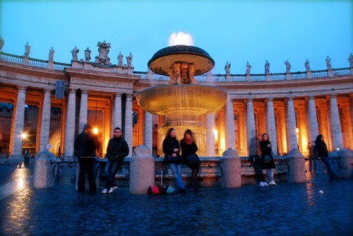 Roma - C'è chi si muove di più e chi meno, in 30 secondi...
