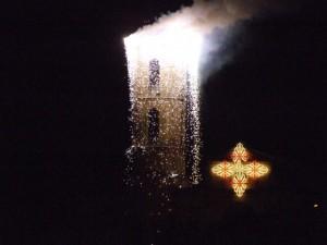 Al fuoco!!!! il campanile