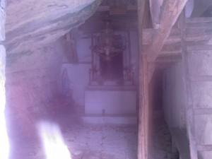 Grotta dell'Eremo di S. Luca